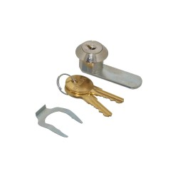 Kennedy - 80843 - Lock, Long Cam with (2) Flat Keys