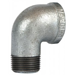Guardian Equipment - 300-08SE - Galvanized Elbow