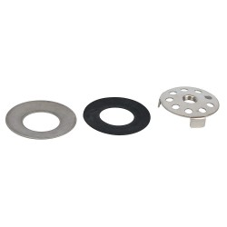 Guardian Equipment - AP150-012A - Stainless Steel Drain Plate W/gasket & Washer