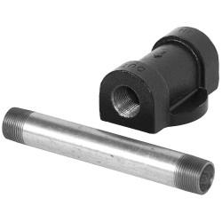 Fill-Rite - 1200KTG9075 - Filter Head for 1P893, 1P892, 2GMP5, 1P894, 4RP94 for FR1210G, FR1204G, FR700V, FR610G, FR604G, FR11