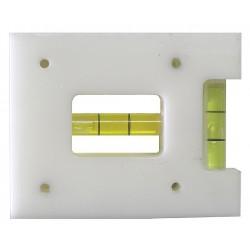SlabDoctor - MPL-BVRB - Vial Retainer Block, 3 x3/4 x3-3/4 In, ABS