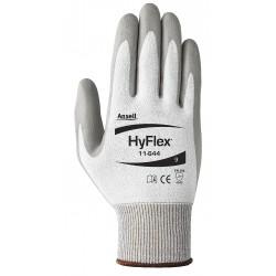 Ansell-Edmont - 11-644 - Polyurethane Cut Resistant Gloves, ANSI/ISEA Cut Level 2, HPPE Lining, Gray, 6, PR 1