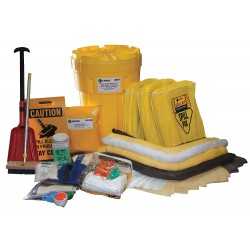 Enpac - 13-SHT30 - Chemical, Hazmat Spill Kit, 30 gal. Drum