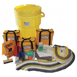Enpac - 13-SHT95 - Chemical, Hazmat Spill Kit, 95 gal. Drum