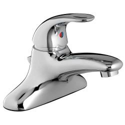 American Standard - 6114111.002 - Cast Brass Monterrey Bathroom Faucet, Lever Handle Type, No. of Handles: 1