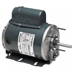 Marathon Electric / Regal Beloit - 048A11T2023 - 1/2 HP Aeration Fan Motor, Permanent Split Capacitor, 1075 Nameplate RPM, 115/230 Voltage, Frame 48Y