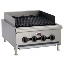 Wells Bloomfield / CCR - HDCB2430 - 18-1/8 x 26 x 30-1/2 Countertop Gas Charbroiler