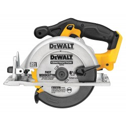 Dewalt - DCS391B - 6-1/2 Cordless Circular Saw, 20.0 Voltage, 5150 No Load RPM, Bare Tool