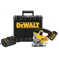 Dewalt - DCS331M1 - DeWALT DCS331M1 20V MAX Lithium-Ion VS Jigsaw Kit w/ Keyless Blade Change & 4 Ah Battery