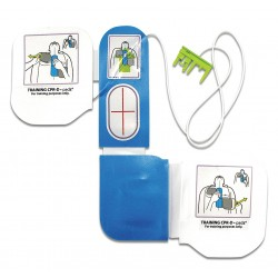 Zoll Medical - 8900-0804-01 - AED Training Electrode Pad Set; For Use With Mfr. No. 8008-0050-01