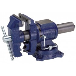 Wilton - 69999 - Wilton 3' X 5' Jaw 3/8' - 3' Pipe Multi-Purpose Vise With Swivel Base, ( Each )