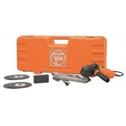 FEIN Power Tools - KS 10-38E - 8-Amp Trigger-Switch Angle Grinder with 6 Wheel Dia.