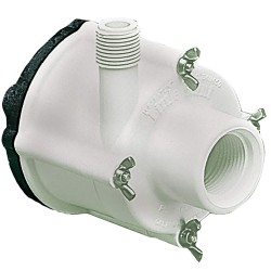 Little Giant - 4-MD-SC LESS MOTOR - Pump Head, Without Motor