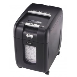 Acco Brands - 1757573D - Small office Paper Shredder, Cross-Cut Cut Style, Security Level 4