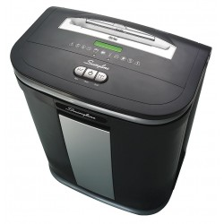 Acco Brands - 1758496D - Small office Paper Shredder, Micro-Cut Cut Style, Security Level 5