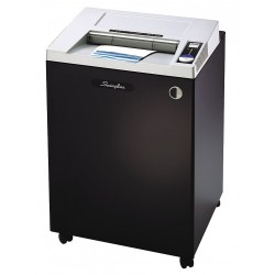 Acco Brands - 1753260B - Commercial Paper Shredder, Strip-Cut Cut Style, Security Level 2