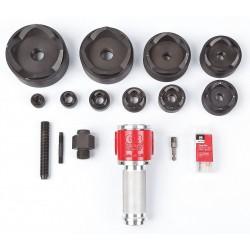 Gardner Bender - KOM540A - GB KOM540A Mechanical driver, 1/2-4 knockout set, adapter studs