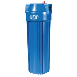 DuPont - WFPF13003B - 3/4 NPT Plastic Water Filter System, 5 gpm, 90 psi