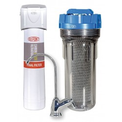 DuPont - WFCH2 - 3/4 NPT Plastic Water Filter System, 5 gpm, 90 psi