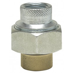 Watts Water Technologies - 11/4 LF3003 - 1-1/4 Lead Free Brass, Steel Dielectric Union with FIP x FIP Fitting Connection Type