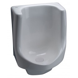 Zurn - Z5795 - Waterless Wall Urinal, 0 Gallons per Flush, 26-1/4H x 19W, White