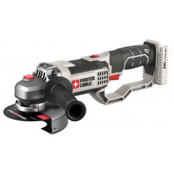 Porter Cable - PCC761B - 4-1/2 20V MAX Cordless Angle Grinder, 20.0 Voltage, 8500 No Load RPM, Bare Tool
