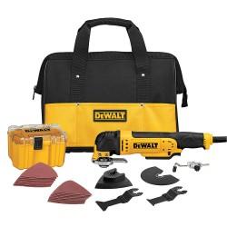 Dewalt - DWE315K - DeWALT DWE315K Oscillating Multi Tool - 29 Piece Accessory Kit