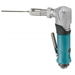 Dynabrade - 12250 - 6-5/8 Lever Throttle Right Angle Air File, Strokes per Minute: 5000, Stroke Length: 1/4