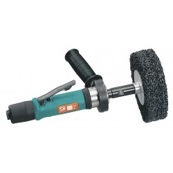 "Dynabrade - 13201 - Heavy Duty Air Finishing Tool, 1/2"" Wheel Dia."
