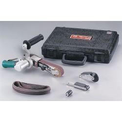 Dynabrade - 15302 - 1/4 to 1 W x 18 L, 0.7 HP Industrial Air Belt Sander