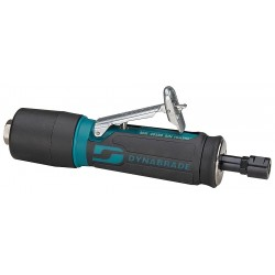 Dynabrade - 48350 - Rear Exhaust Extended Straight Air Die Grinder, 1/4 Collet, 35, 000 rpm Free Speed, 0.4 HP