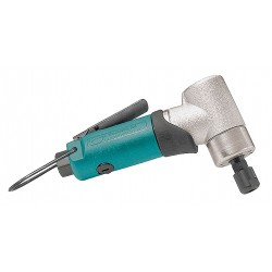 "Dynabrade - 52204 - Industrial Duty Right Angle Air Die Grinder, 0.4 HP with 1/4"" Collet"
