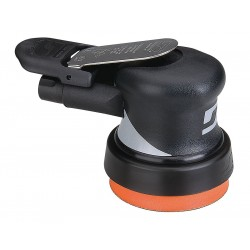 "Dynabrade - 56800 - Air Random Orbital Sander with 3-1/2"" Pad Size, Non-Vacuum, 3/16"" Orbit Dia."
