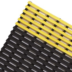 Notrax - 531R0036BY - 3'x40' Safety Grid Floormat