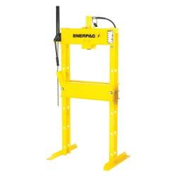 Enerpac - IPA5073 - Hydraulic Press, 50 t, Air Pump, 82 In H