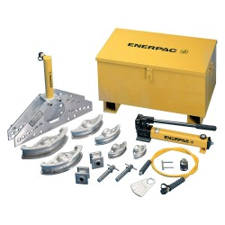 Enerpac - STB101E - Hydraulic Pipe Bender, 1/2 to 2 In