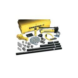 "Enerpac - MSFP10 - Hydraulic Maintenance Set, 10 Ton Tonnage Capacity, 1"" Stroke Length"