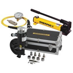 Enerpac - STP35H - Hydraulic Punch Set, 35Ton, 3/8 In