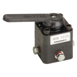 Enerpac - VC4 - 10, 000 Max. Pressure (PSI) Manual, 4-Way, 3-Position Tandem Center Directional Control Valve