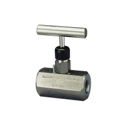 "Enerpac - V182 - Needle Needle Valve with 1/4""-18NPTH Port Size"