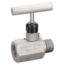 "Enerpac - V91 - Control Snubber Control Snubber Valve with 1/2""-14NPTF Port Size"