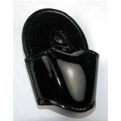ASP - 56171 - Handcuff Case, Blk, Leather, 5-1/2inL