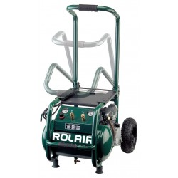 Rolair - VT25BIG - 2.5 HP, 115VAC, 5.3 gal. Portable Electric Oil-Lubricated Air Compressor, 130 psi