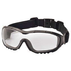 Pyramex - GB8210ST - Anti-Fog, Anti-Static, Scratch-Resistant Protective Goggles, Clear Lens Color