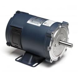 Marathon Electric / Regal Beloit - 056E17F2010 - 1 HP DC Permanent Magnet Motor Permanent Magnet DC, 1800 Nameplate RPM 12VDC Voltage 56C Frame