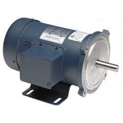 Marathon Electric / Regal Beloit - 056E17F1003 - 1/3 HP DC Permanent Magnet Motor Permanent Magnet DC, 1750 Nameplate RPM 90VDC Voltage 56C Frame