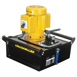 Enerpac - ZE3208MB - Electric Hydraulic Pump with Manual, 3 Way, 2 Position Control Valve
