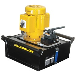 Enerpac - ZE3320SB - Electric Hydraulic Pump with Remote, 3 Way, 3 Position, Tandem Center Control Valve