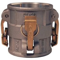 Dixon Valve - 300-DD-AL - Aluminum Spool Coupler, Coupling Type DD, Coupler Connection Type