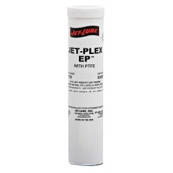 Jet-Lube - 31750 - Red Lithium Complex Multipurpose Grease, 14 oz., NLGI Grade: 2